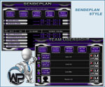 Sendeplan Template-Lila 003_chrome