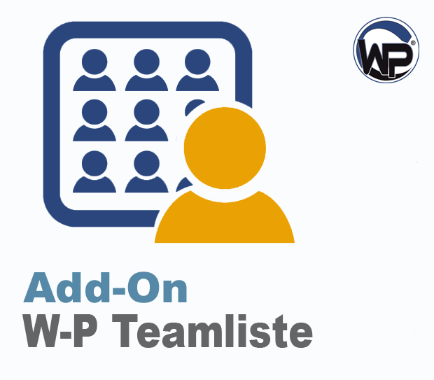 W-P Teamliste - Add-On