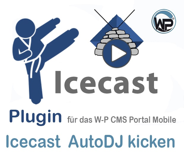 Radio Icecast Stream kicken - Plugin