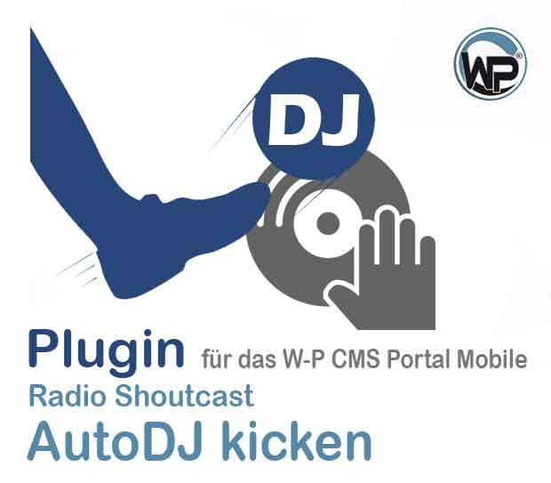 Radio Shoutcast AutoDJ kicken - Plugin