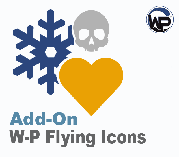 W-P Flying Icons - Add-On